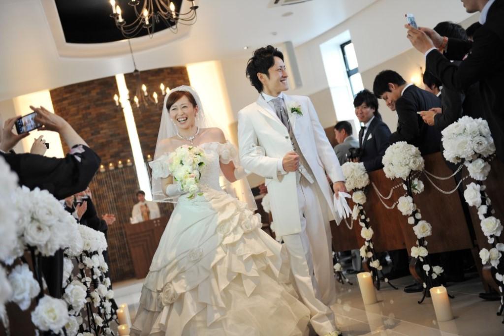 ritz5(リッツファイブ)結婚式 堤様ご夫妻 レポート画像2