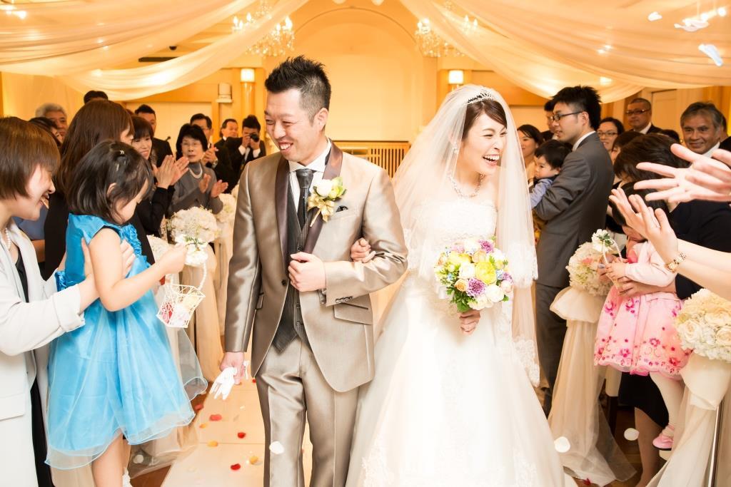 ソラリア西鉄ホテル結婚式 松野様ご夫妻 レポート画像2