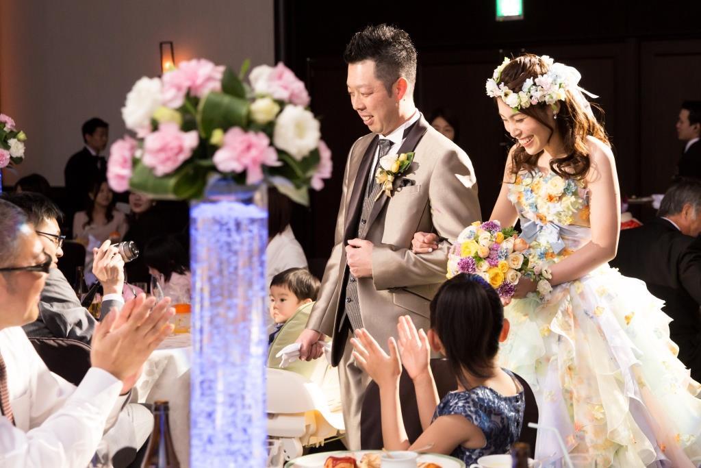 ソラリア西鉄ホテル結婚式 松野様ご夫妻 レポート画像3