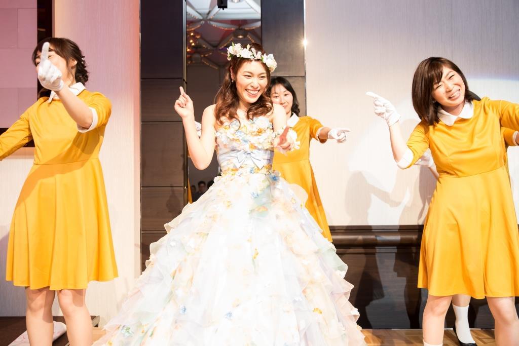 ソラリア西鉄ホテル結婚式 松野様ご夫妻 レポート画像4