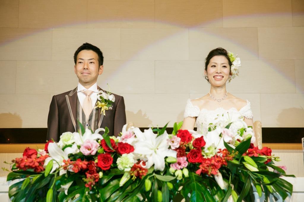 ソラリア西鉄ホテル結婚式 M様ご夫妻 レポート画像1