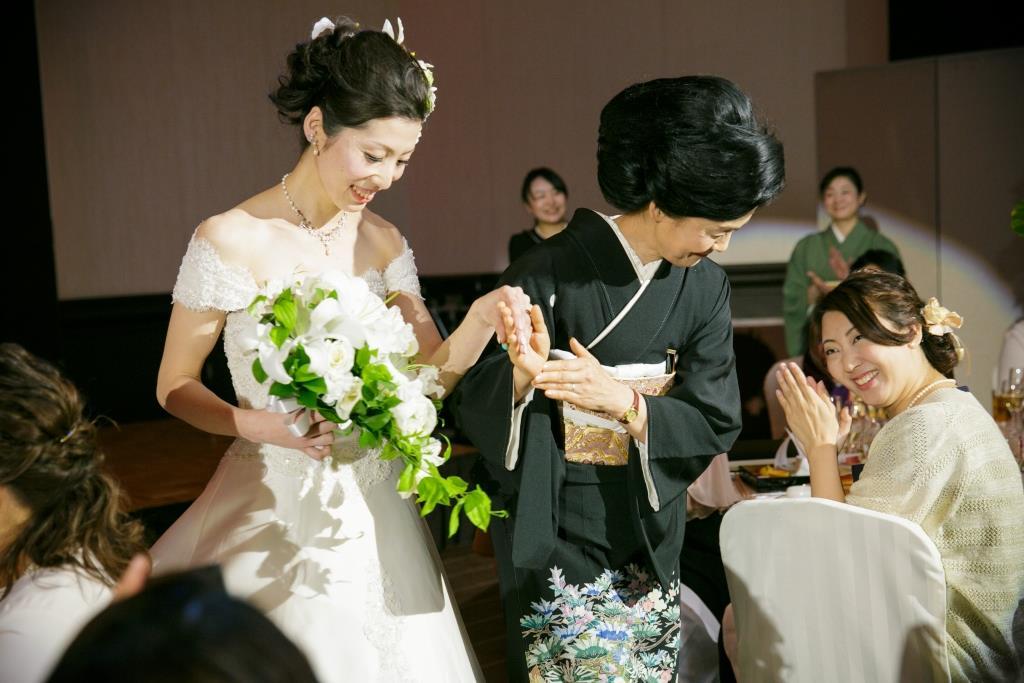 ソラリア西鉄ホテル結婚式 M様ご夫妻 レポート画像3