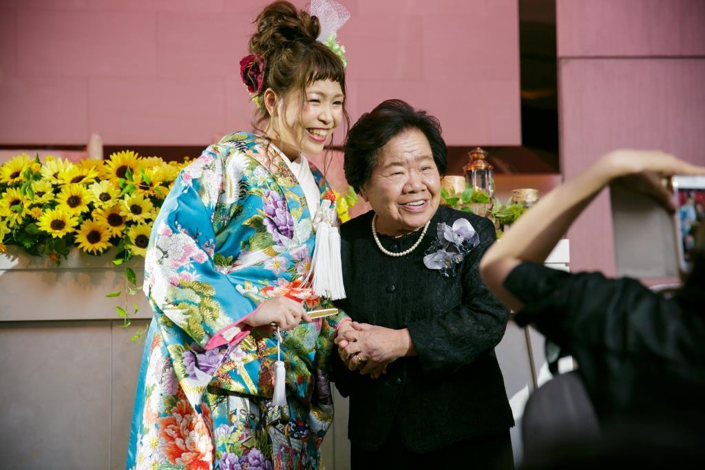 ソラリア西鉄ホテル 藤戸様ご夫妻 レポート画像2