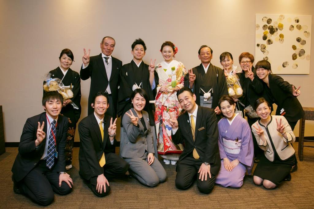 ヒルトン福岡シーホーク結婚式 藤本様ご夫妻 レポート画像5