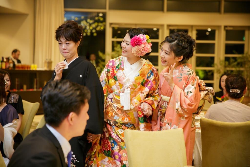 ヒルトン福岡シーホーク結婚式 轟様ご夫妻 レポート画像2