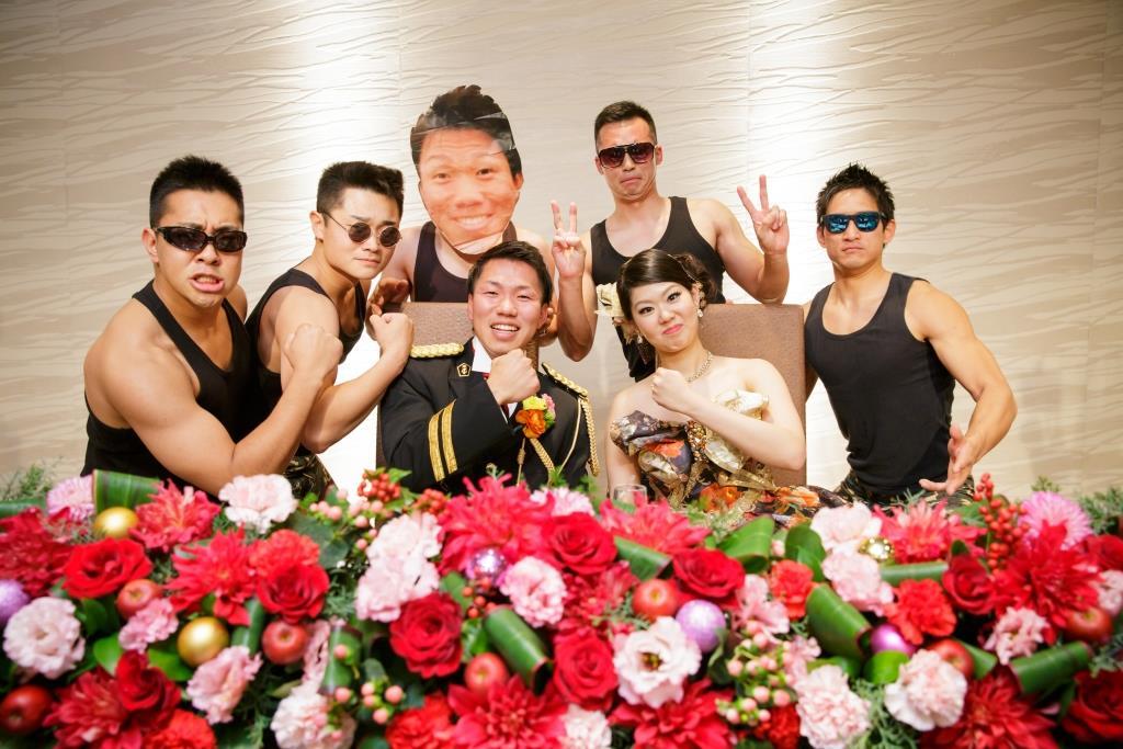 ヒルトン福岡シーホーク結婚式 轟様ご夫妻 レポート画像4