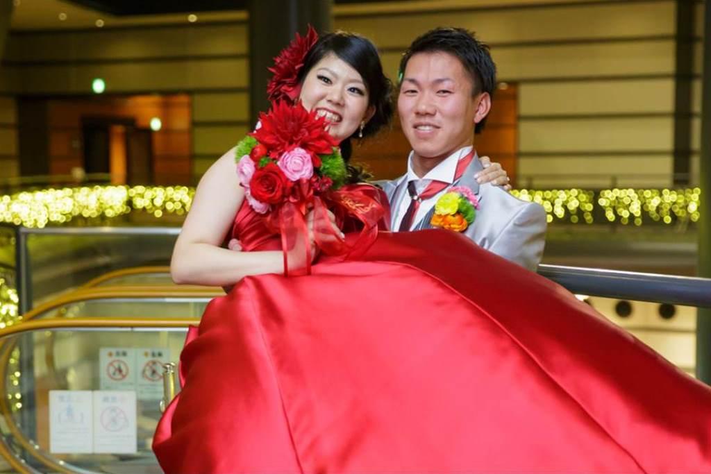 ヒルトン福岡シーホーク結婚式 轟様ご夫妻 レポート画像5
