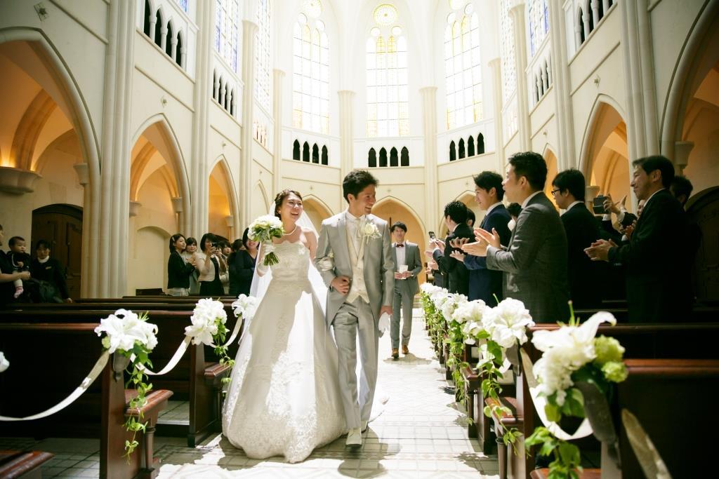 ホテル日航福岡結婚式 松永様ご夫妻 レポート画像4