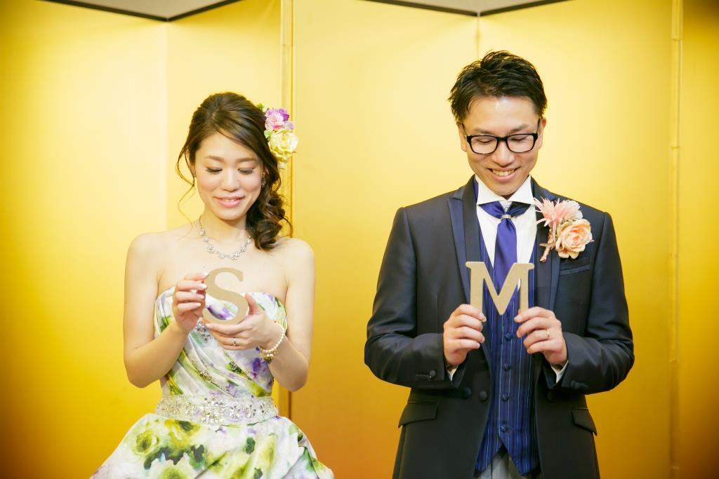 西鉄グランドホテル結婚式 村上様ご夫妻 レポート画像3