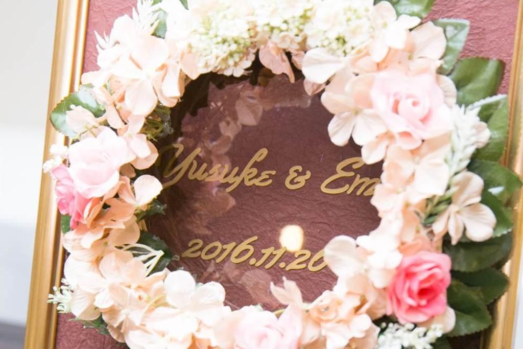 西鉄グランドホテル結婚式 白濱様ご夫妻 レポート画像2