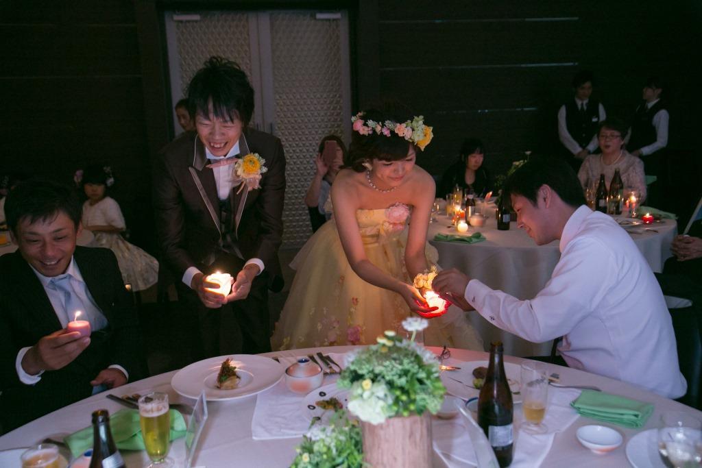 RITZ5結婚式 岩尾様ご夫妻 レポート画像4