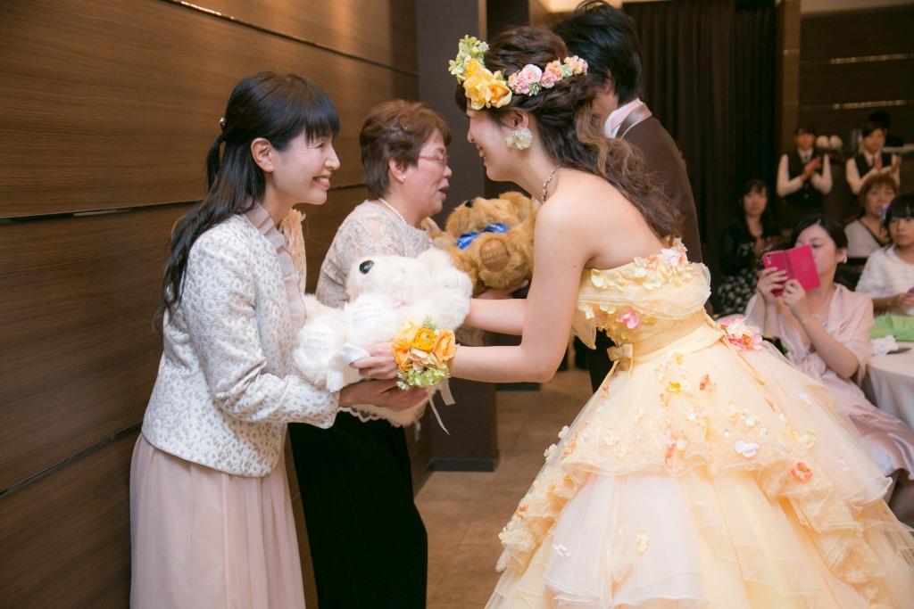 RITZ5結婚式 岩尾様ご夫妻 レポート画像5