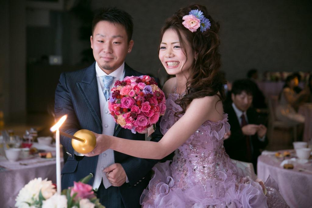 RITZ5結婚式 立石様ご夫妻 レポート画像4