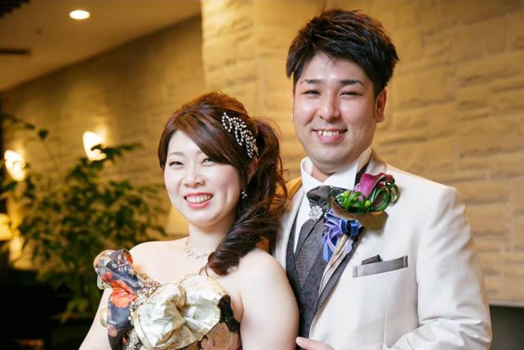 RITZ5結婚式 N様ご夫妻 レポート画像1