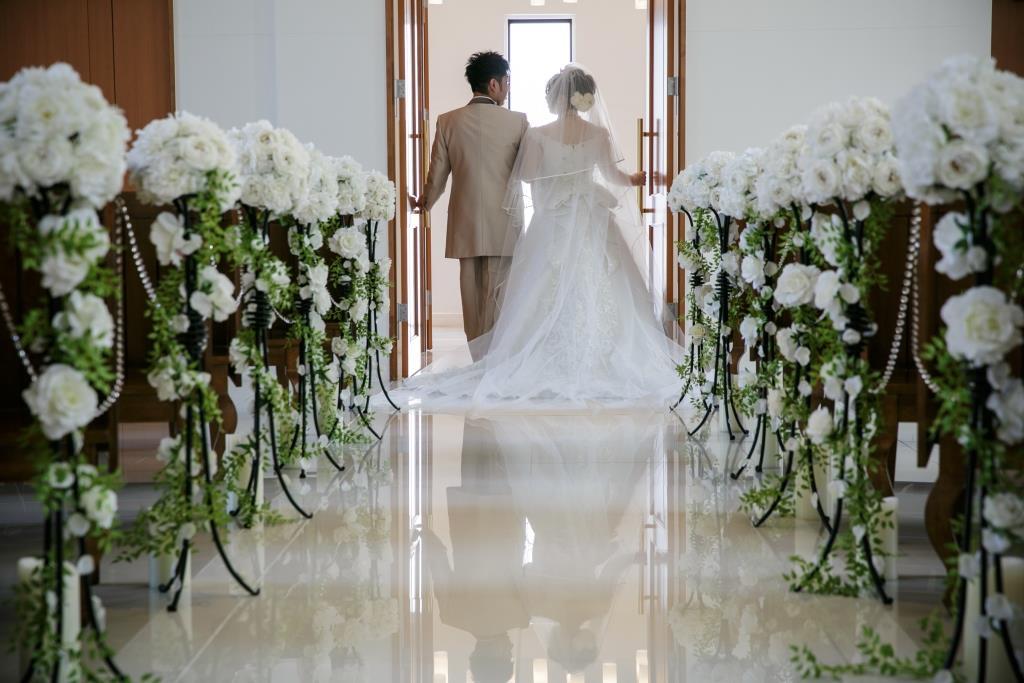 RITZ5結婚式 N様ご夫妻 レポート画像2