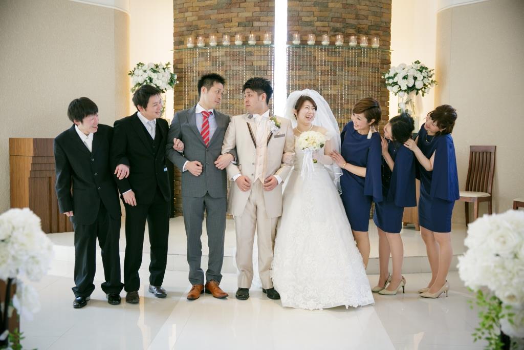 RITZ5結婚式 N様ご夫妻 レポート画像5