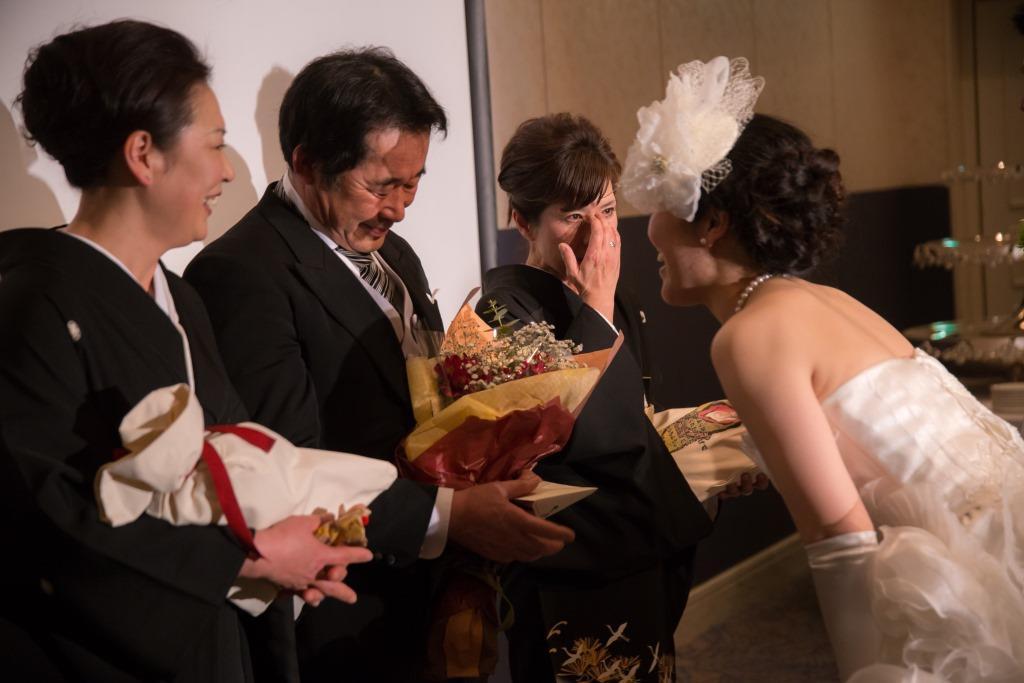 アークホテルロイヤル福岡天神結婚式 香月様ご夫妻 レポート画像4