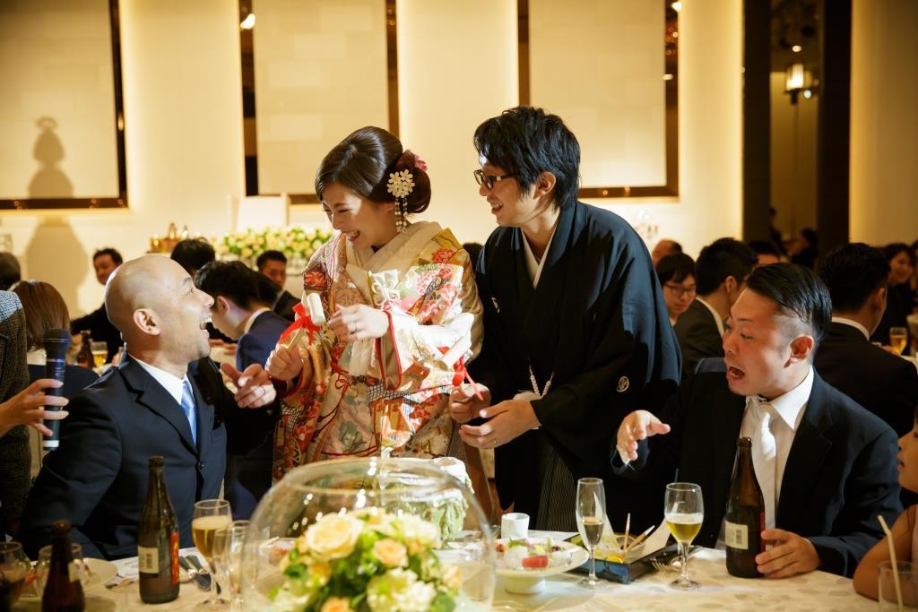 ソラリア西鉄ホテル結婚式 山手様ご夫妻 レポート画像4