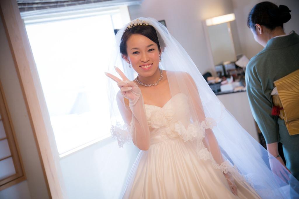ソラリア西鉄ホテル結婚式 畑中様ご夫妻 レポート画像1
