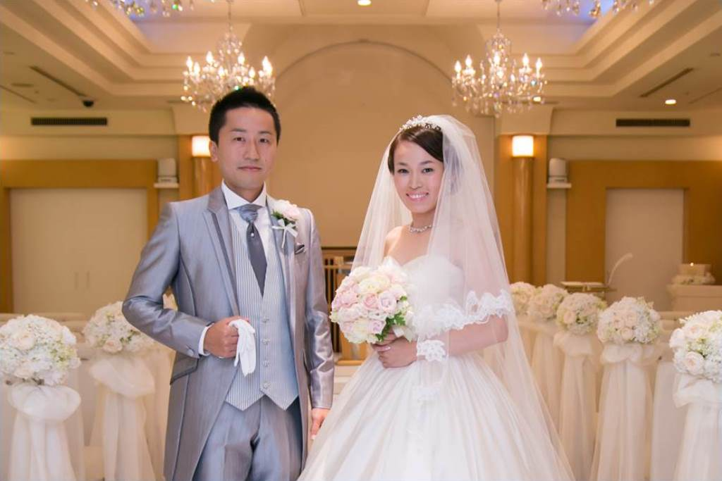 ソラリア西鉄ホテル結婚式 畑中様ご夫妻 レポート画像2