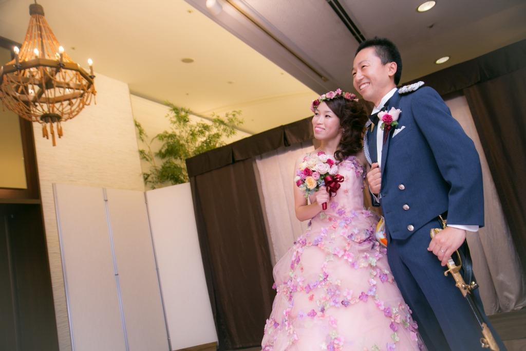 ソラリア西鉄ホテル結婚式 畑中様ご夫妻 レポート画像4