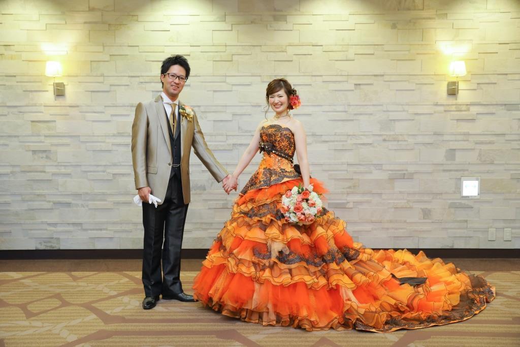 ソラリア西鉄ホテル結婚式 M様ご夫妻家 レポート画像4