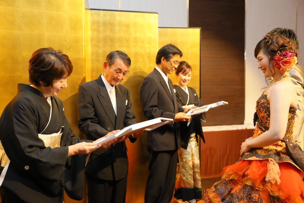 ソラリア西鉄ホテル結婚式 M様ご夫妻家 レポート画像5
