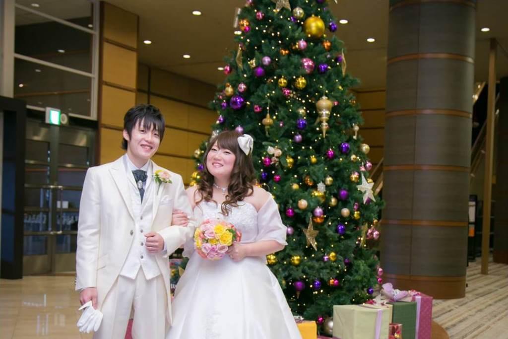 ヒルトン福岡シーホーク結婚式 片岡様ご夫妻 レポート画像3