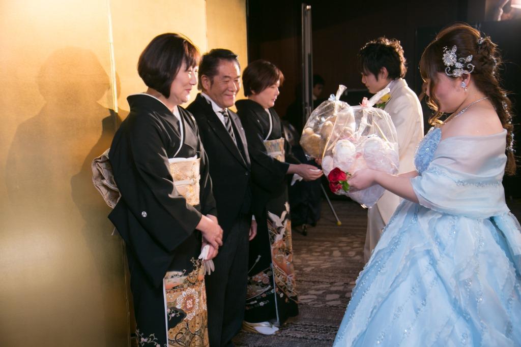 ヒルトン福岡シーホーク結婚式 片岡様ご夫妻 レポート画像4