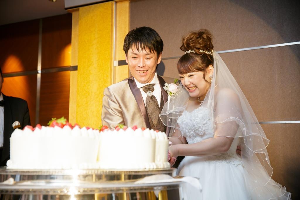 ホテルニューオータニ博多結婚式 木下様ご夫妻 画像2