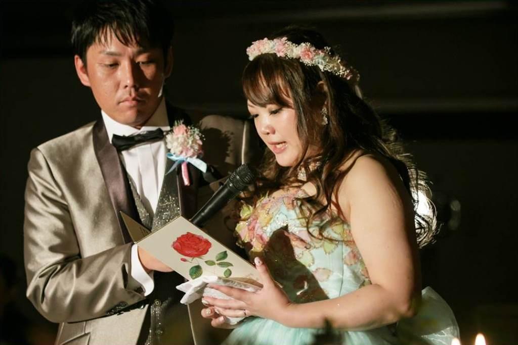 ホテルニューオータニ博多結婚式 木下様ご夫妻 画像3