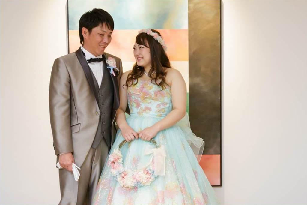 ホテルニューオータニ博多結婚式 木下様ご夫妻 画像4