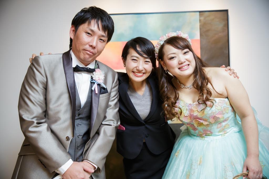 ホテルニューオータニ博多結婚式 木下様ご夫妻 画像5