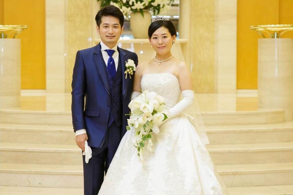 ホテル日航福岡結婚式 久保田様ご夫妻 レポート画像1