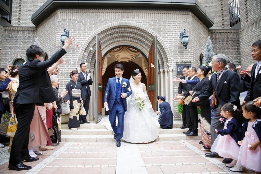 ホテル日航福岡結婚式 久保田様ご夫妻 レポート画像2