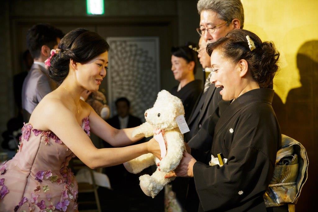 ホテル日航福岡結婚式 久保田様ご夫妻 レポート画像4