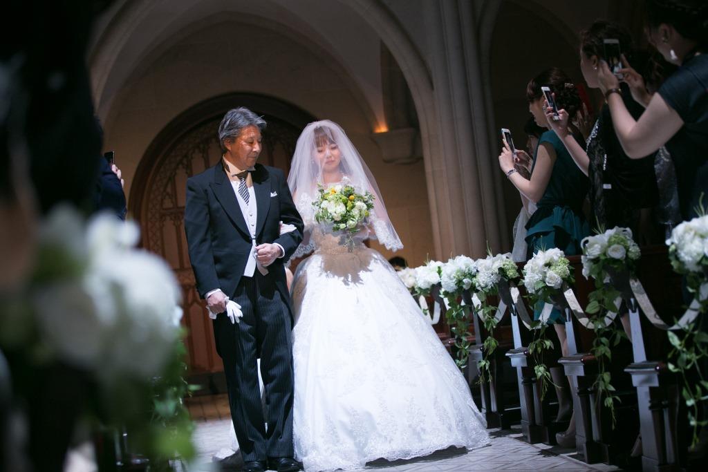 ホテル日航福岡結婚式 井上様ご夫妻 レポート画像1