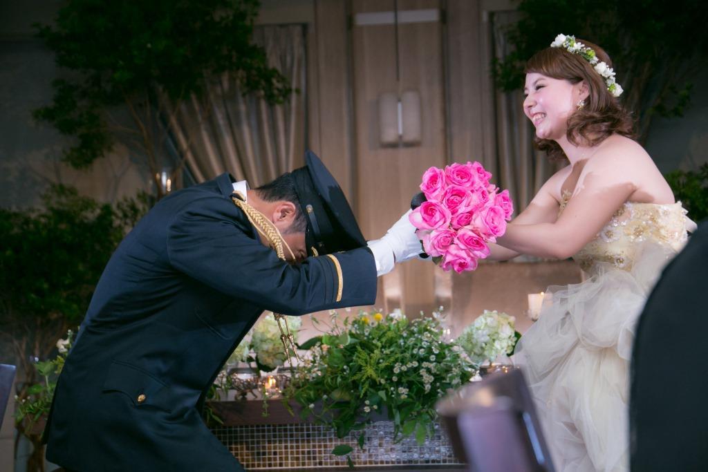 ホテル日航福岡結婚式 井上様ご夫妻 レポート画像5