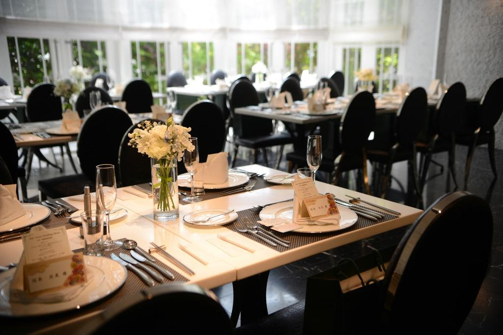 レストラン・ヴェルフォンセ結婚式 K様ご夫妻 レポート画像2