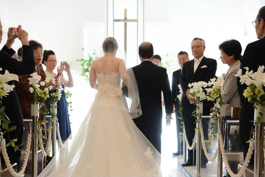 レストラン・ヴェルフォンセ結婚式 K様ご夫妻 レポート画像3