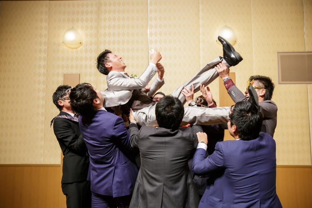 西鉄グランドホテル結婚式 伊郷様ご夫妻 レポート画像4