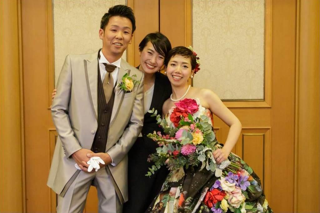 西鉄グランドホテル結婚式 伊郷様ご夫妻 レポート画像5