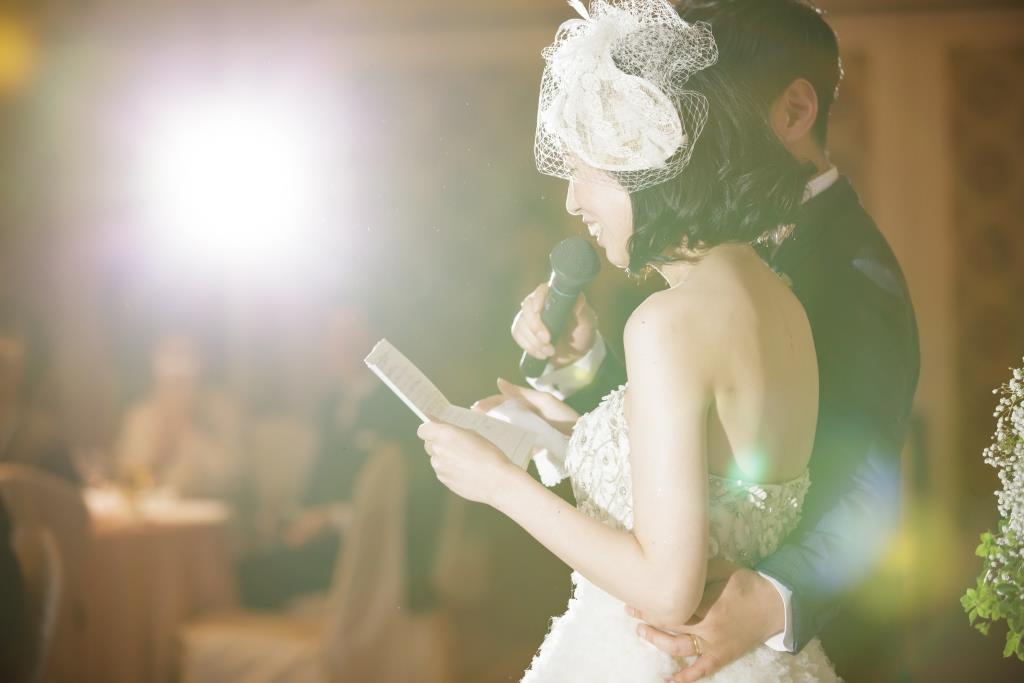 西鉄グランドホテル結婚式 森園様ご夫妻 画像4