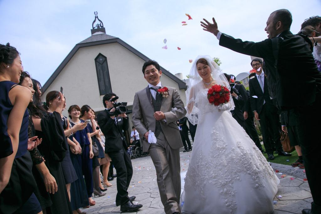 西鉄グランドホテル結婚式 S様ご夫妻 レポート画像1