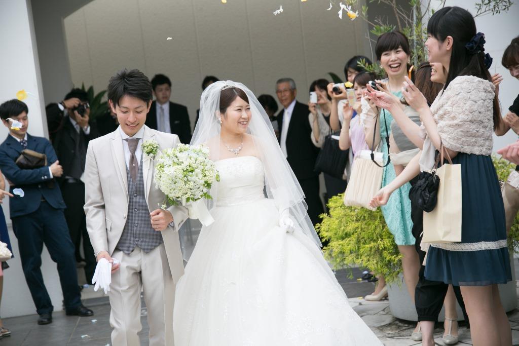 ritz5(リッツファイブ)結婚式 八木様ご夫妻 レポート画像2