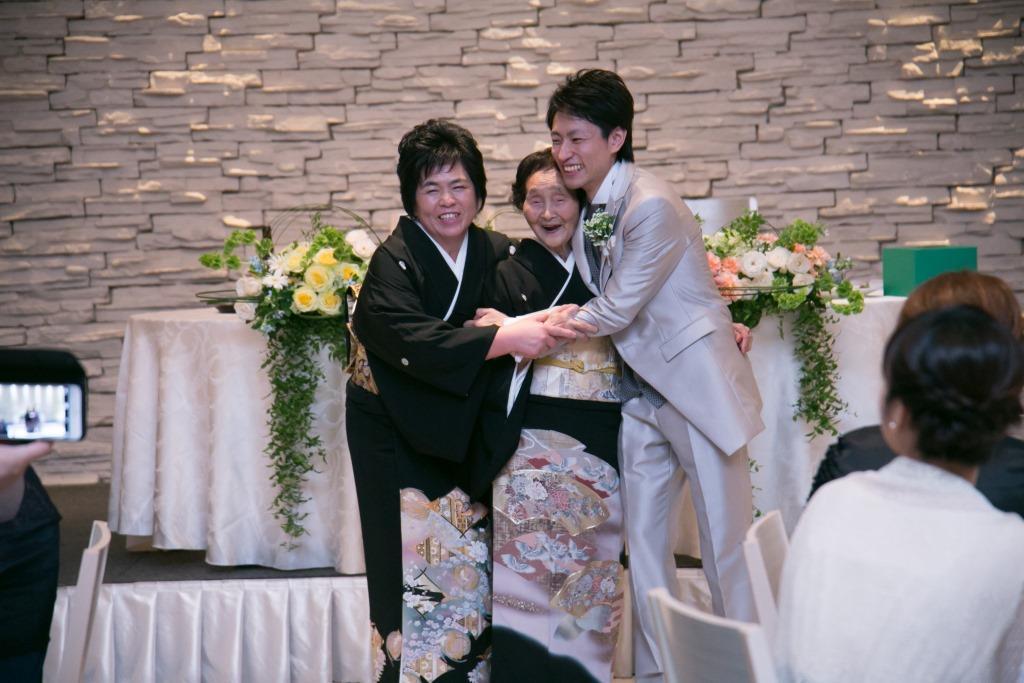 ritz5(リッツファイブ)結婚式 八木様ご夫妻 レポート画像3