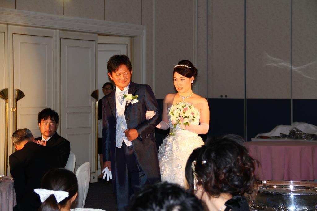 アークホテルロイヤル福岡天神結婚式 大久保様ご夫妻 レポート画像1