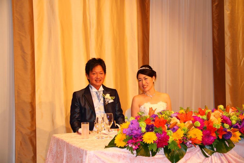 アークホテルロイヤル福岡天神結婚式 大久保様ご夫妻 レポート画像2