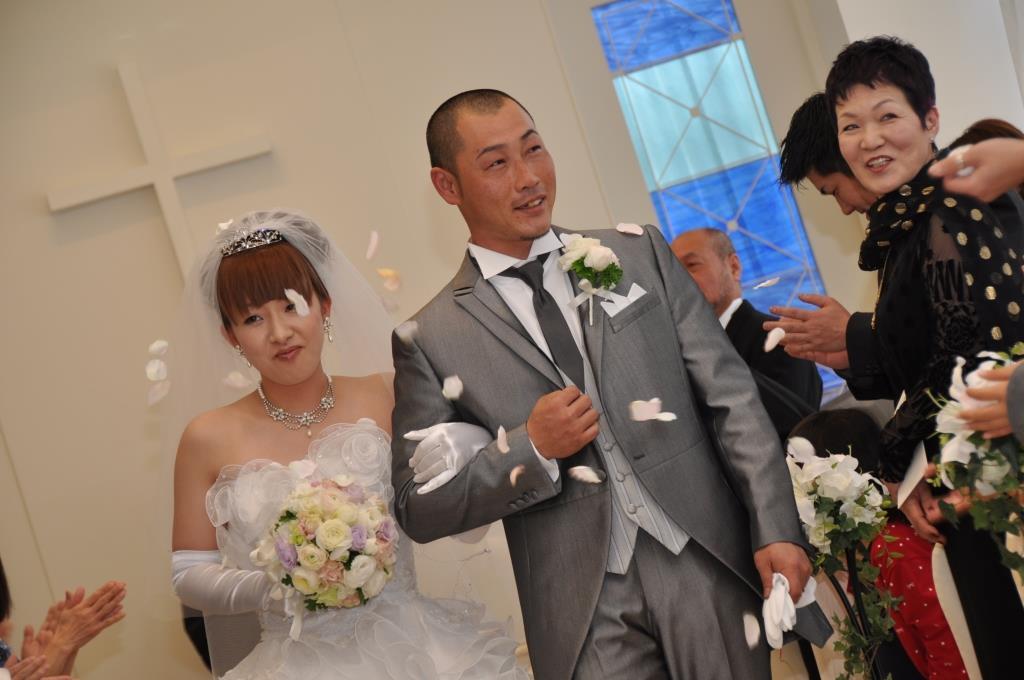 アークロイヤルホテル福岡天神結婚式 井上様ご夫妻 レポート画像1