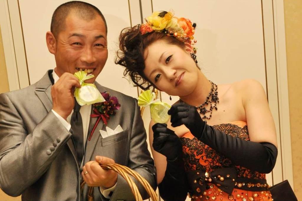アークロイヤルホテル福岡天神結婚式 井上様ご夫妻 レポート画像5